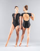 Cascade Uniform Leotard - Patrick J Design.com, dance wear, costum costumes, dance
