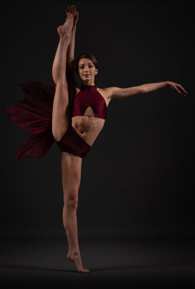 Celine Top - Patrick J Design.com, dance wear, costum costumes, dance