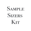 Sample Sizers Kit - Patrick J Design.com, dance wear, costum costumes, dance