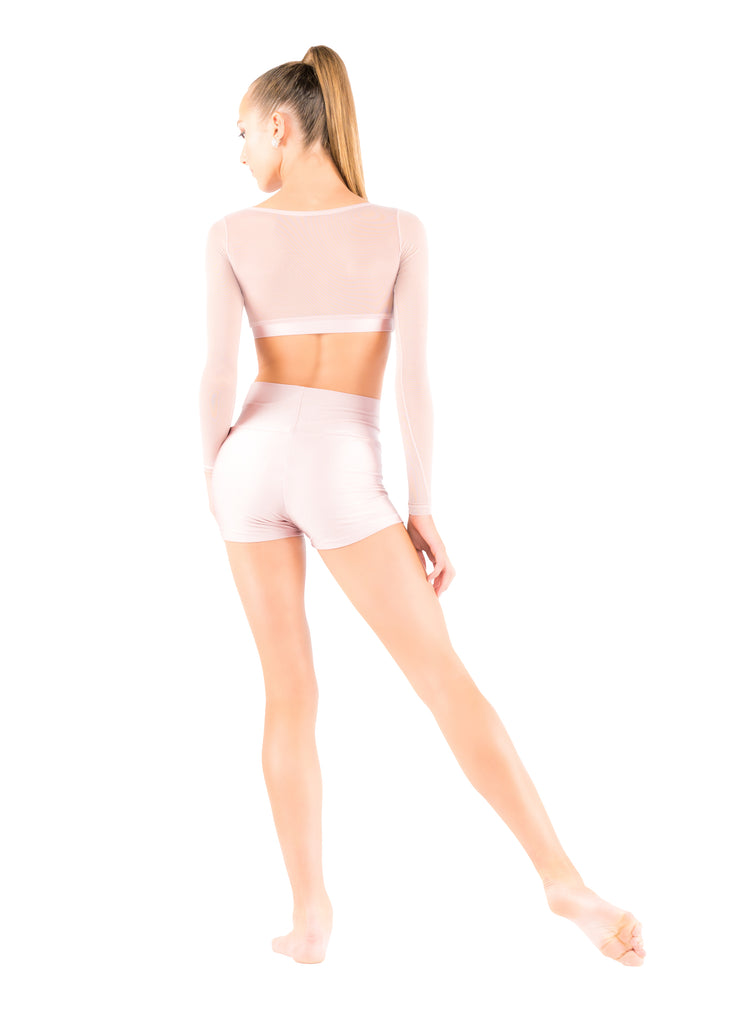 Lily Long Sleeve Top - Patrick J Design.com, dance wear, costum costumes, dance