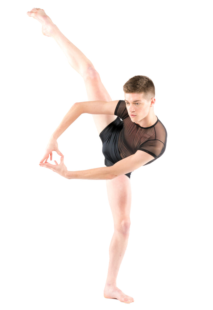 Men's One Piece Mesh - Patrick J Design.com, dance wear, costum costumes, dance