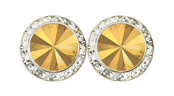 Metallic Sunshine Earrings - Patrick J Design.com, dance wear, costum costumes, dance