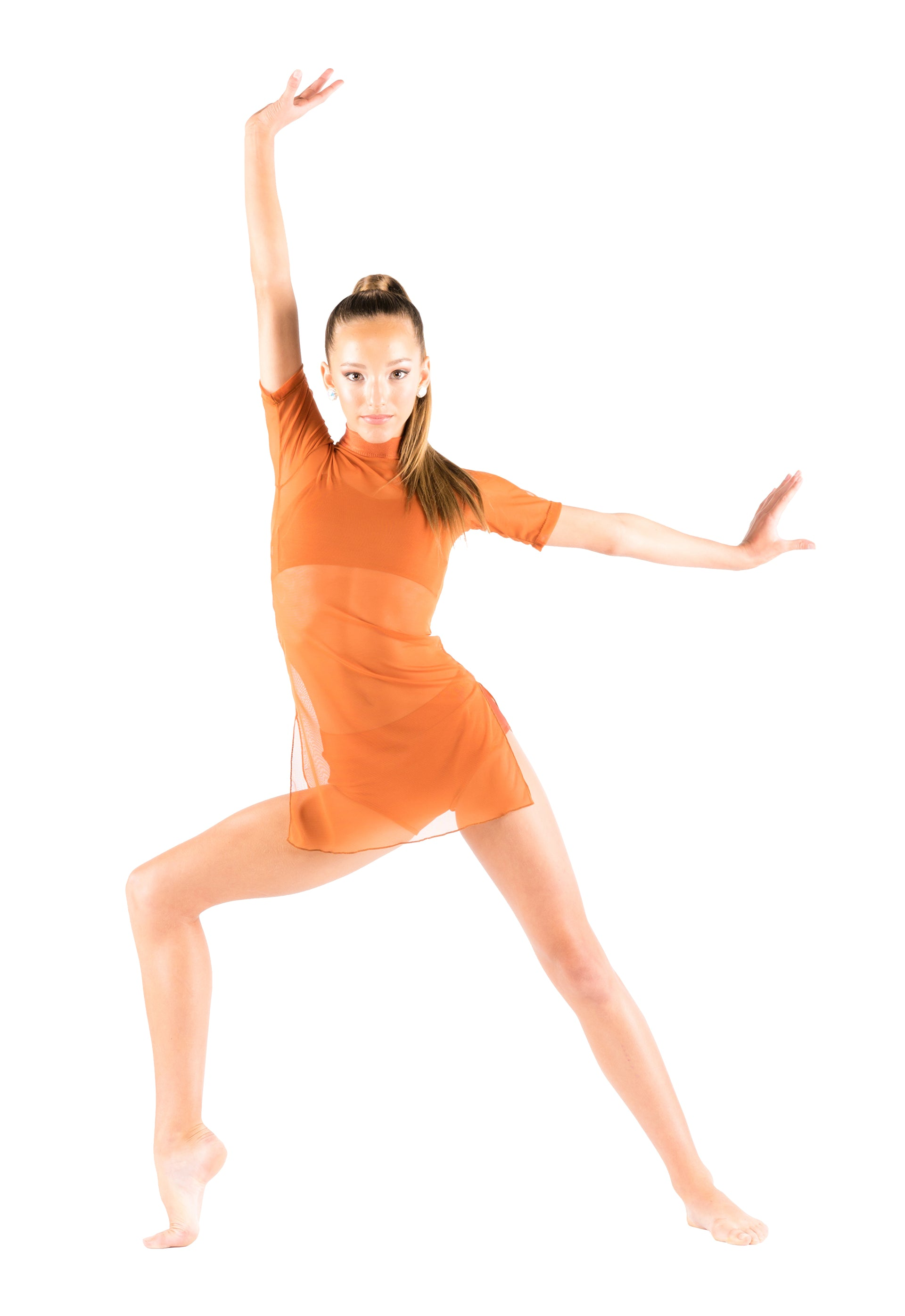 Modern Day Slip Dress - Patrick J Design.com, dance wear, costum costumes, dance