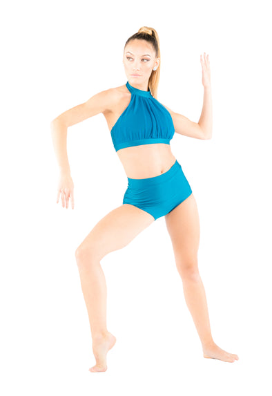 Stella Basic High Waisted Briefs - Patrick J Design.com, dance wear, costum costumes, dance