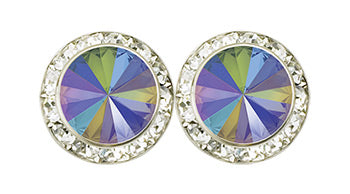 Paradise Shine Earrings - Patrick J Design.com, dance wear, costum costumes, dance
