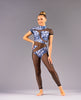 Serena Forest Unitard - Patrick J Design.com, dance wear, costum costumes, dance
