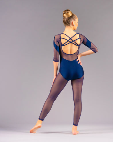 Mila Unitard - Patrick J Design.com, dance wear, costum costumes, dance