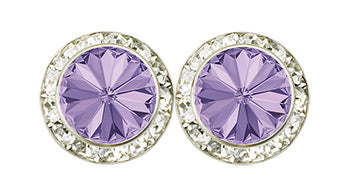 Violet Earrings - Patrick J Design.com, dance wear, costum costumes, dance