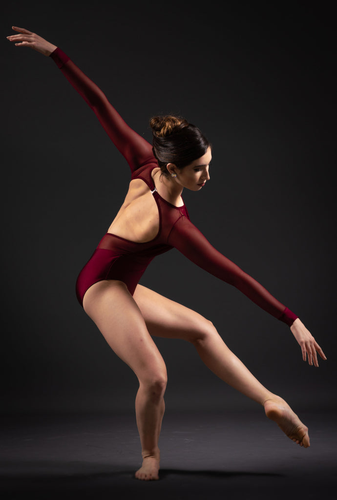 The Windsor Leotard - Patrick J Design.com, dance wear, costum costumes, dance
