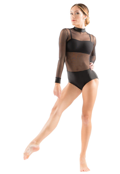 Without a Doubt Leotard - Patrick J Design.com, dance wear, costum costumes, dance