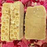 Oatmeal Milk and Agave Shea & Mango Butter Soap