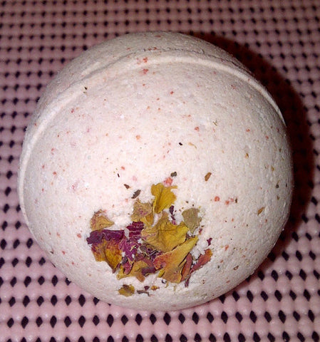 Rose Bud & Petals Bathbomb