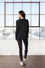 Studio Surplice Long Sleeve