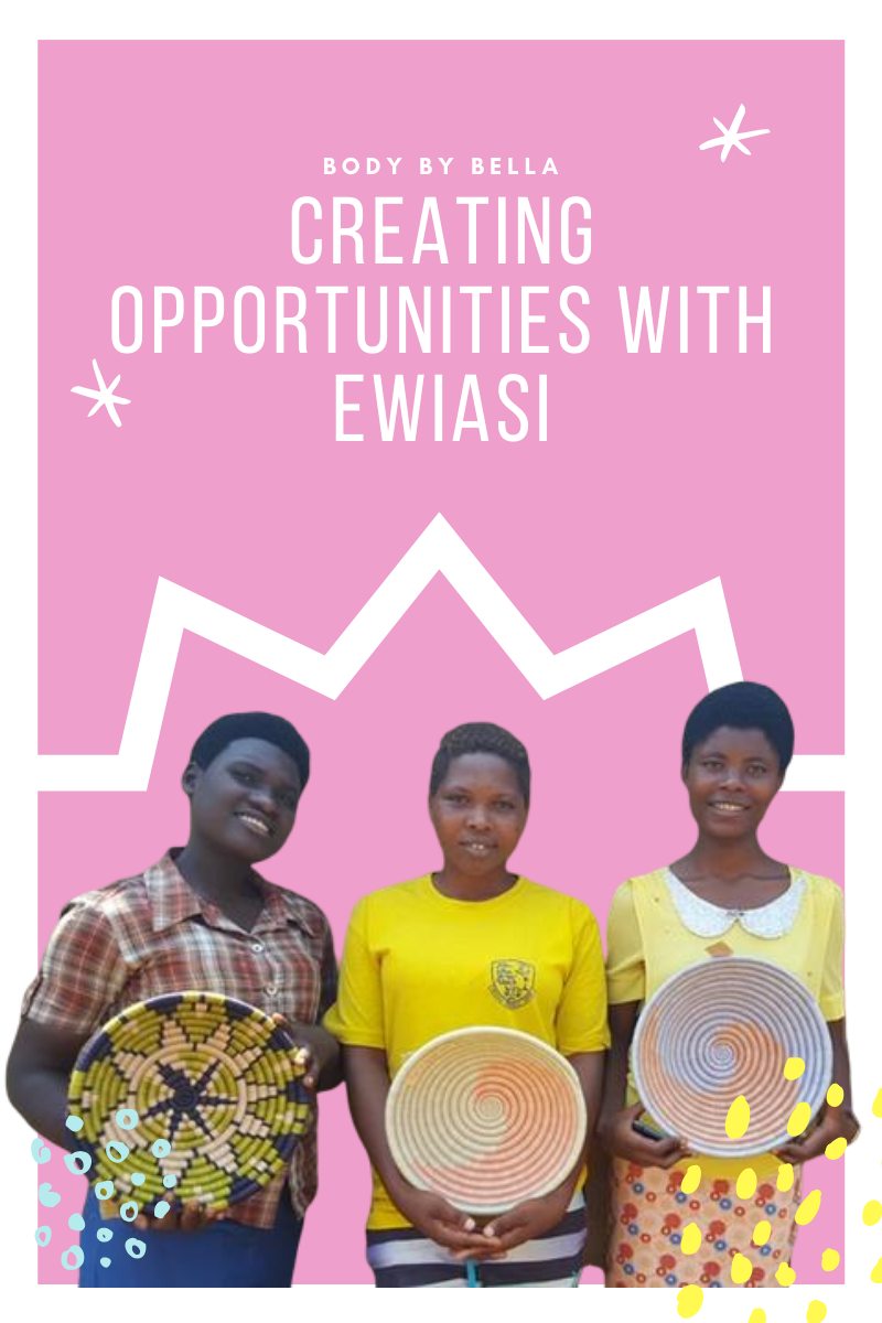 Creating Opportunities with EWIASI