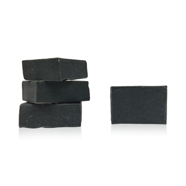 Activated Charcoal Exfoliating Bar Soap