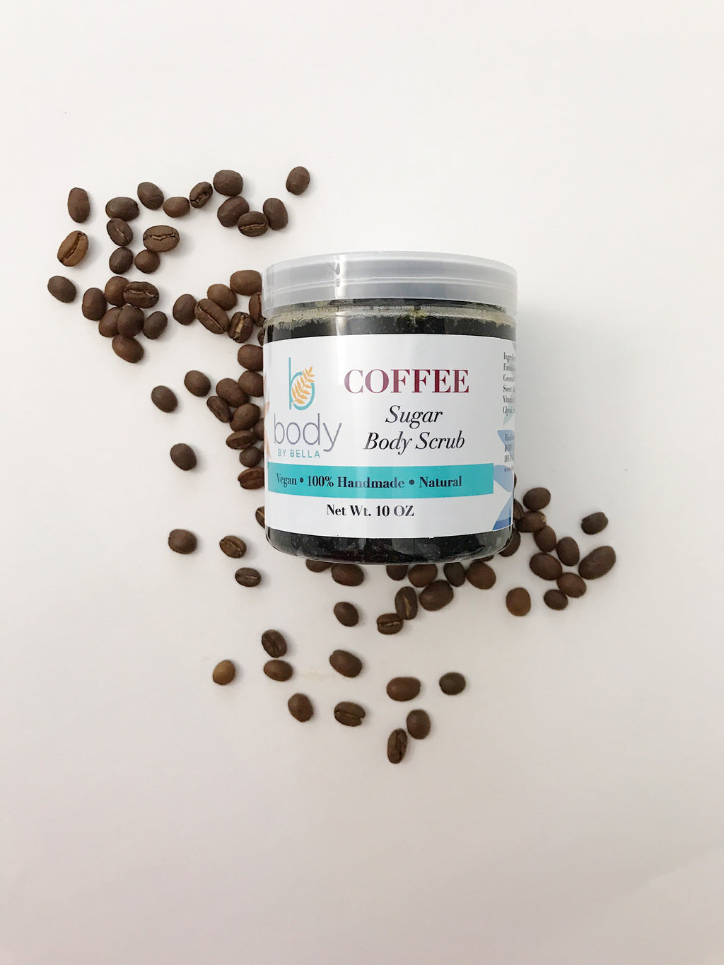 Coffee Sugar Body Scrub