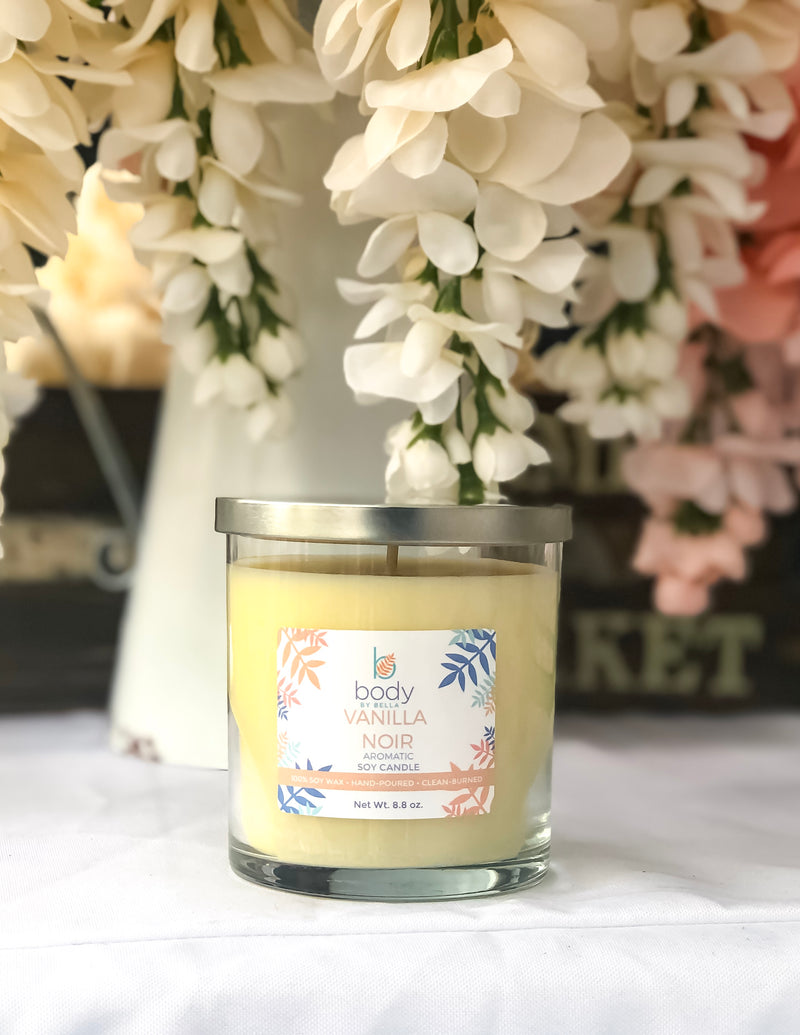Aromatic Soy Candles