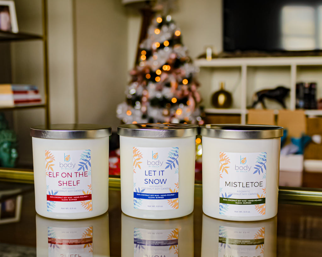 Holiday Candle Collection