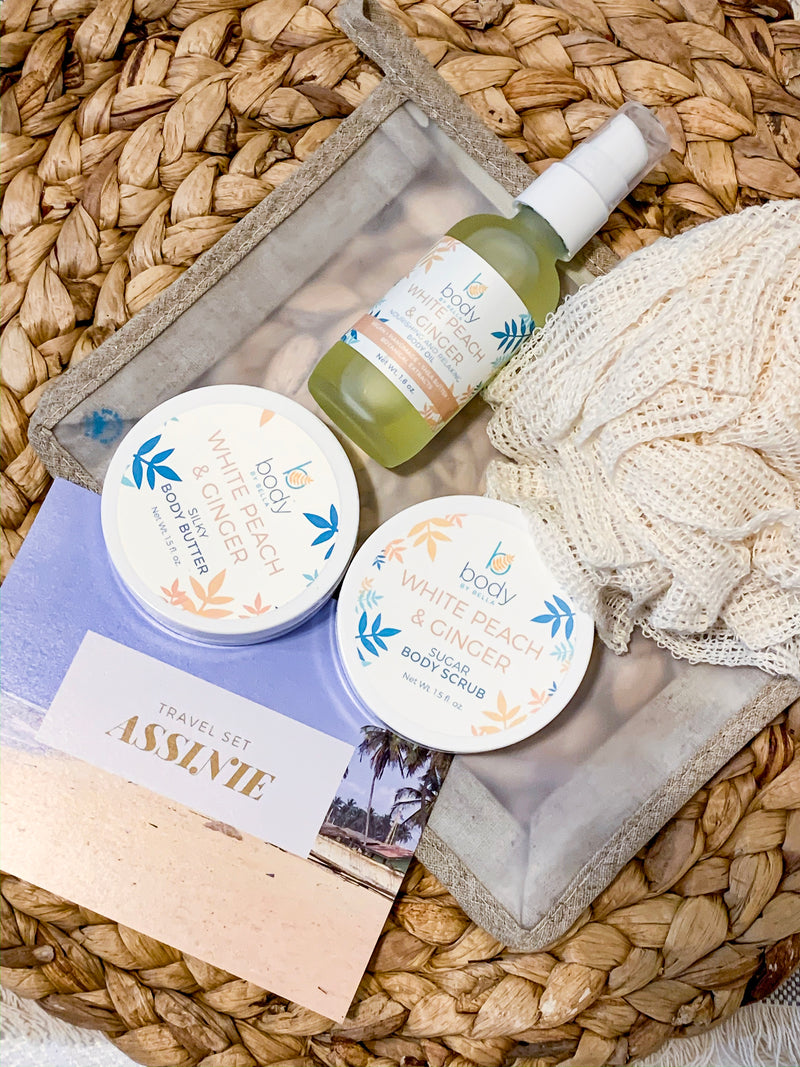 Assinie Travel Set