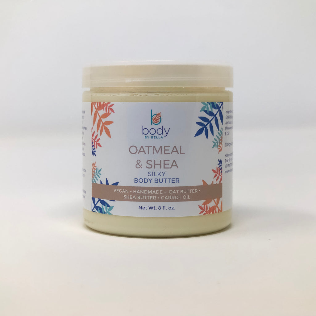 Oatmeal & Shea Body Butter