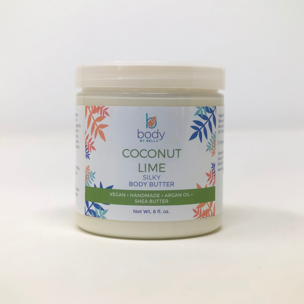 Coconut Lime Silky Body Butter