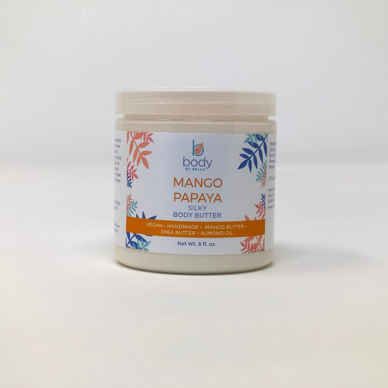 Mango Papaya Silky Body Butter