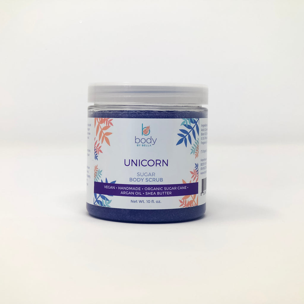 Unicorn Sugar Body Scrub