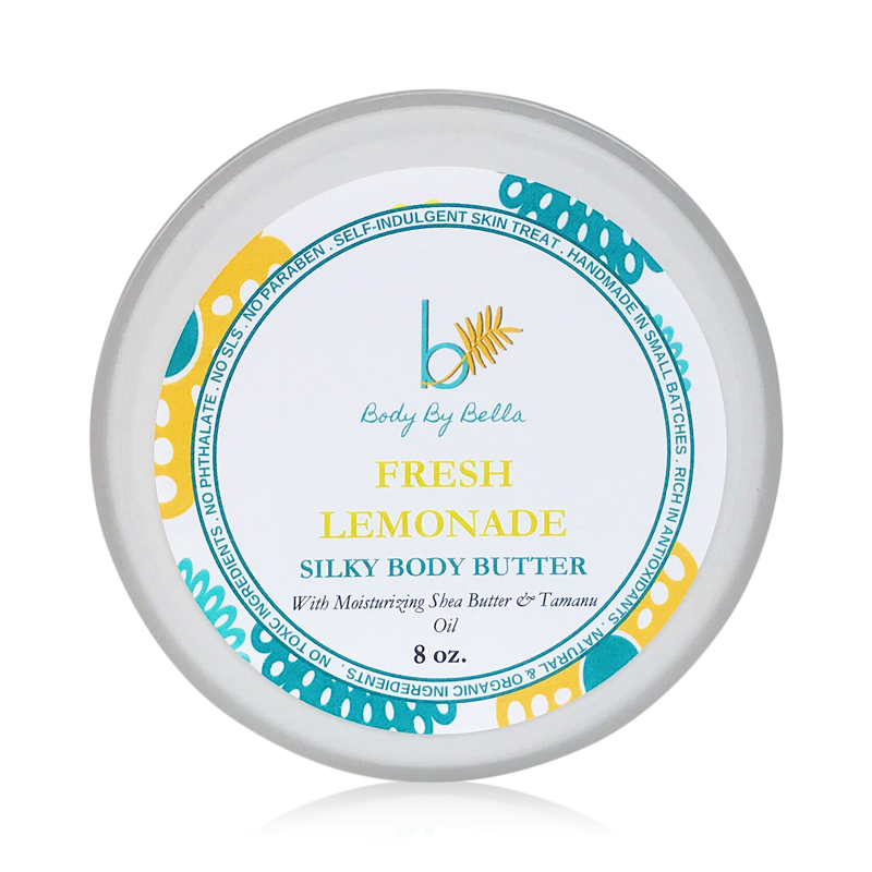Fresh Lemonade Silky Body Butter