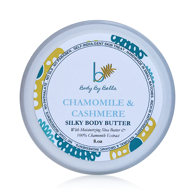 Chamomile & Cashmere Silky Body Butter