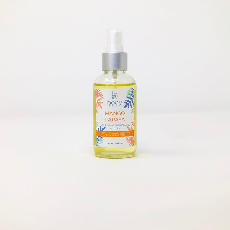 Mango Papaya Body Oil