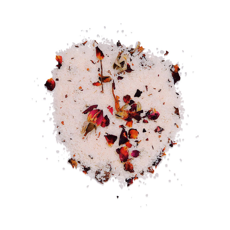 Coconut Milk & Roses Bath Salt