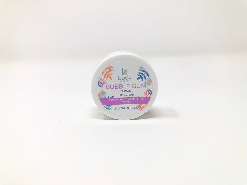Bubble Gum Sugar Lip Scrub