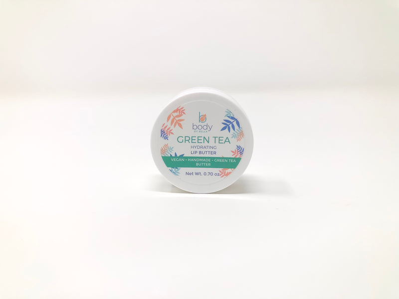 Green Tea Lip Butter