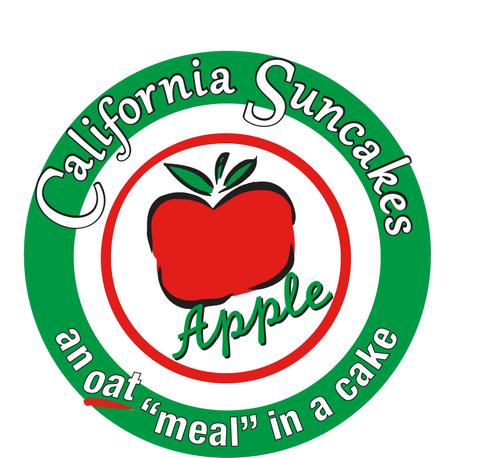 California Suncakes Apple