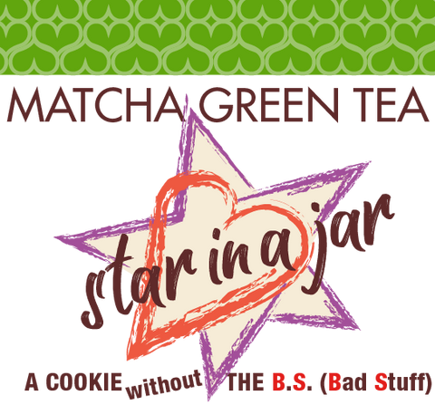 Star in a Jar - Matcha Green Tea