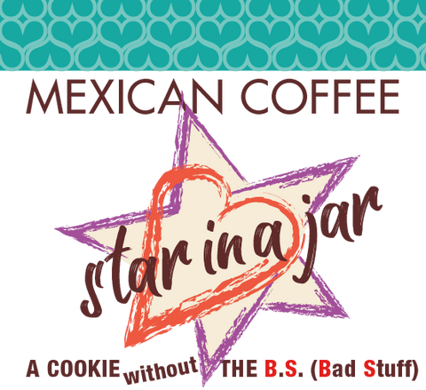 Star in a Jar - Mexican Coffee