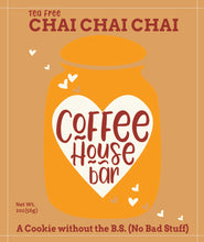 Load image into Gallery viewer, Coffee House Bar - (2 ounce) Chai Chai Chai (Six Pack)