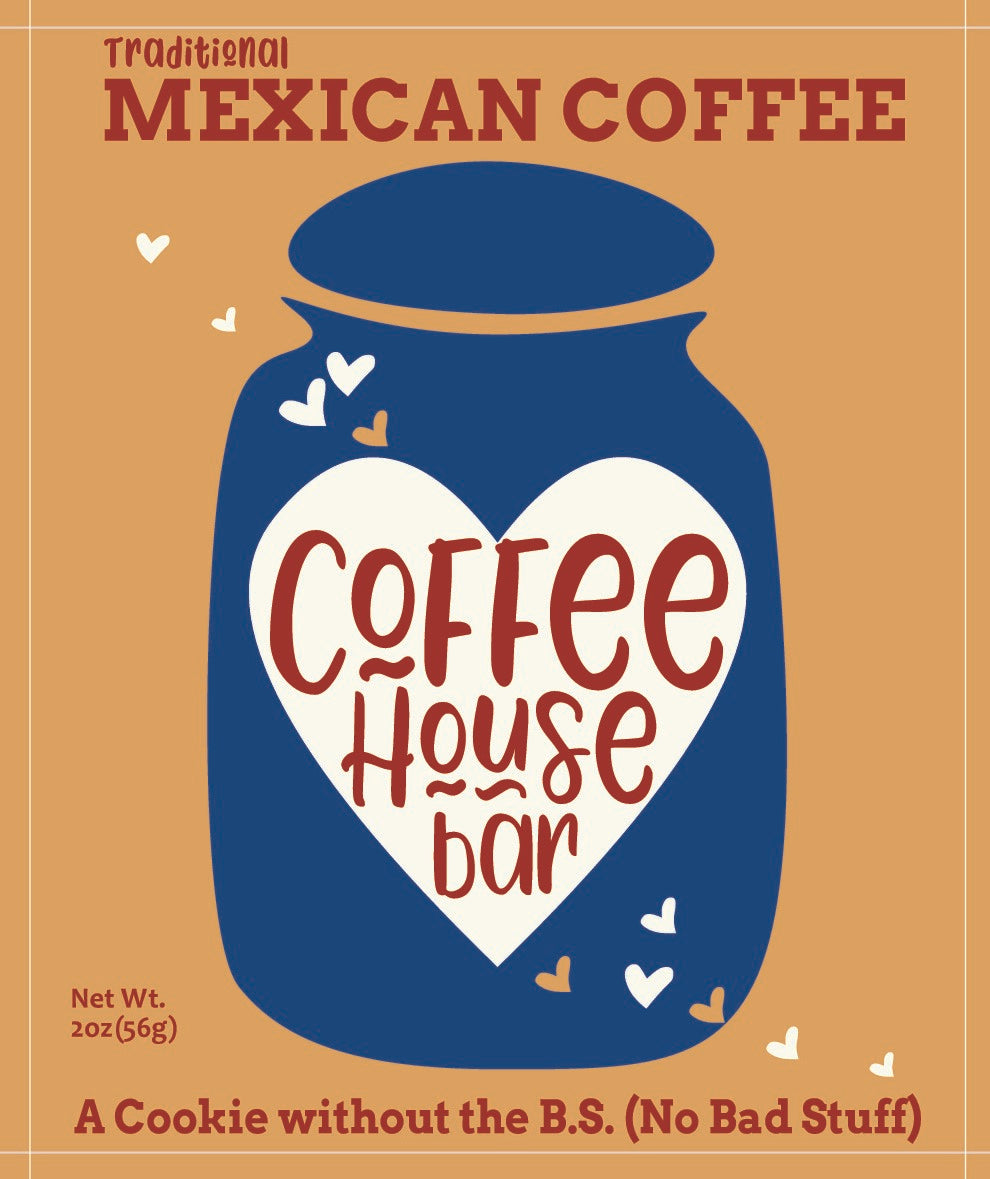 Coffee House Bar - (2 ounce) Mexican Coffee (Six Pack)