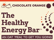 Load image into Gallery viewer, The Healthy Energy Bar - (2 ounce) Chocolate Orange - Six Pack