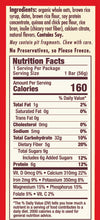 Load image into Gallery viewer, The Healthy Energy Bar - (2 ounce) Delightful Date - Six Pack