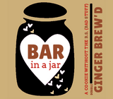 Bar in a Jar - GINGER BREW'D (Six Pack)