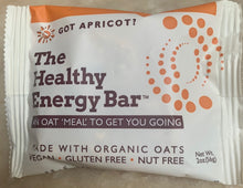 Load image into Gallery viewer, THE Bar - GOT APRICOT? - The Healthy Energy Bar (six-pack/12 ounces)