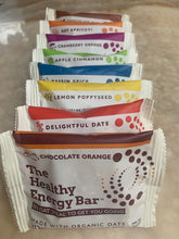 Load image into Gallery viewer, THEbar - VARIETY - The Healthy Energy Bar (eight-pack/16 ounces)