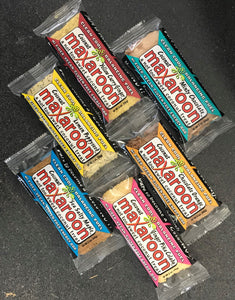 Max - SINGLE - Maxaroon (one bar/2-ounce) ANY flavor