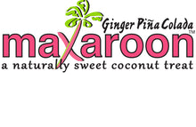 Load image into Gallery viewer, MaXaroon™ - (2 ounce) Ginger Pina Colada - Six Pack