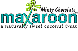 Max - MINTY CHOCOLATE - Maxaroon (six-pack/12 ounces)