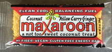 Load image into Gallery viewer, MaXaroon™ - (2 ounce) Yellow Curry Ginger  - Six Pack