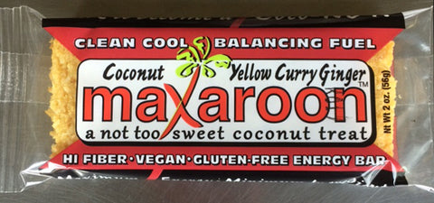 Yellow Curry Ginger MaXaroon™ Six Pack