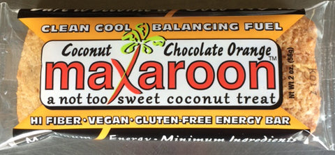 MaXaroon™ - Chocolate Orange - Six Pack