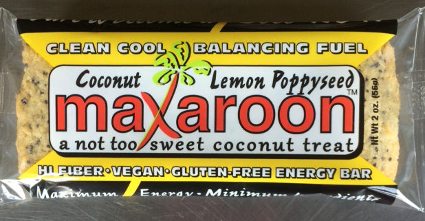 Lemon Poppyseed MaXaroon™ Six Pack